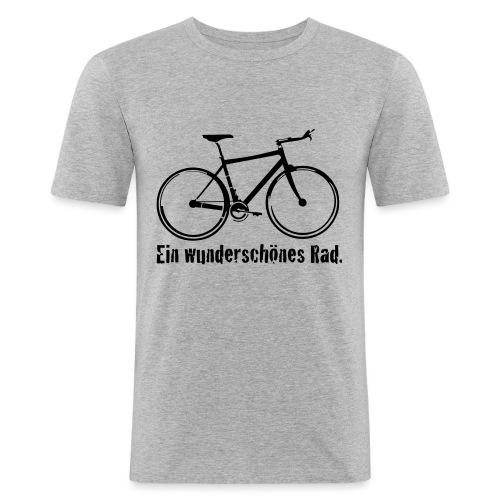 Mein Rad - Männer Slim Fit T-Shirt