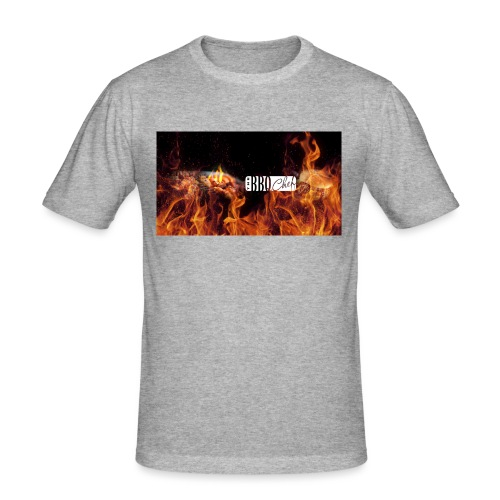 Barbeque Chef Merchandise - Men's Slim Fit T-Shirt
