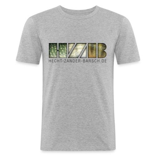 KLASSIK LIGHT - Männer Slim Fit T-Shirt