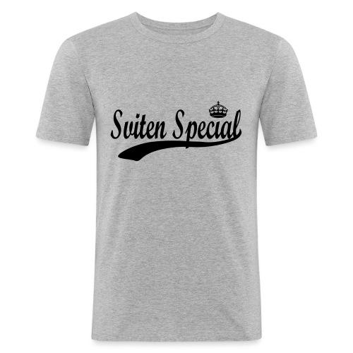 probablythebestgameintheworld - Slim Fit T-shirt herr