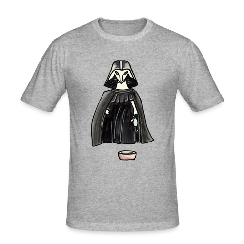 Darth Albert - Slim Fit T-shirt herr