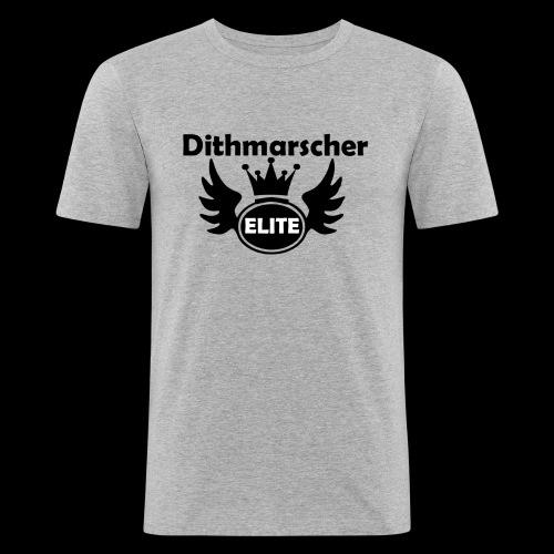 elite3 - Männer Slim Fit T-Shirt