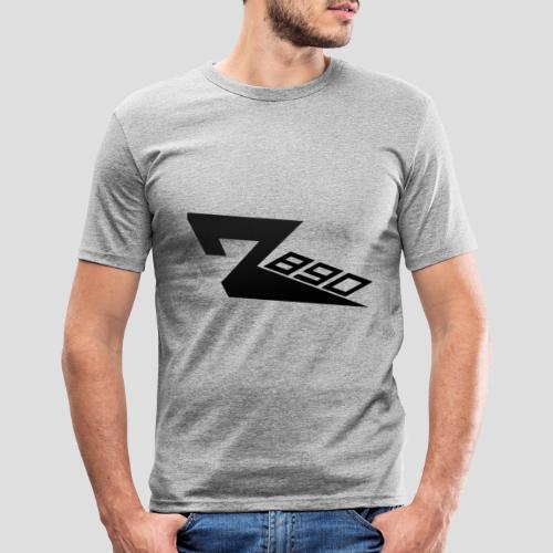 R 890 Motorrad   für Herren und Damen - Männer Slim Fit T-Shirt
