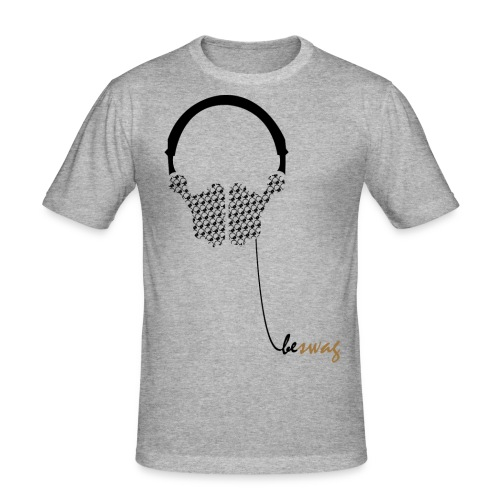 BESWAG.png - slim fit T-shirt