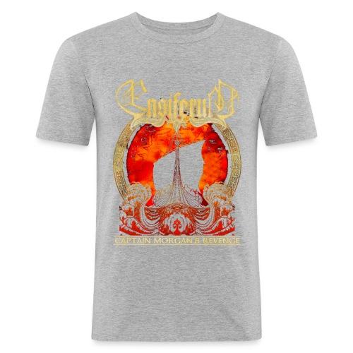 TURISAS SHIRT png - Men's Slim Fit T-Shirt