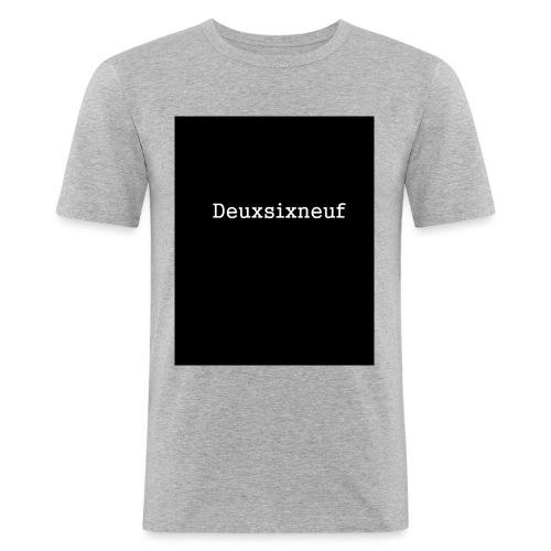 Deuxsixneuf 269 - Männer Slim Fit T-Shirt
