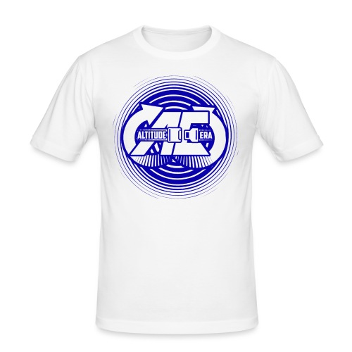 Altitude Era Circle Logo - Men's Slim Fit T-Shirt