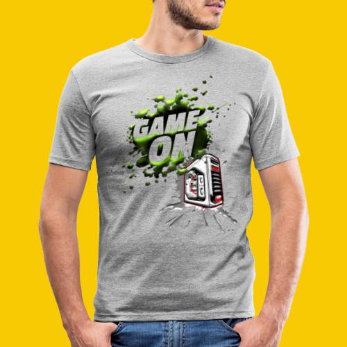 GAMEONE - T-shirt près du corps Homme