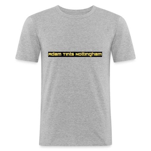 Adam Tints Nottingham - Men's Slim Fit T-Shirt