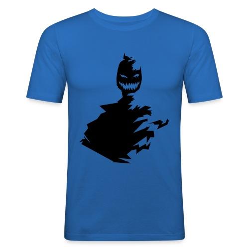 t shirt monster (black/schwarz) - Männer Slim Fit T-Shirt