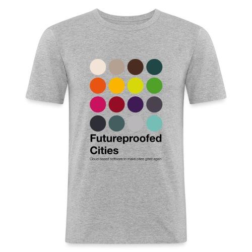 FutureproofedCities - T-shirt près du corps Homme