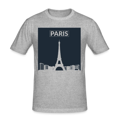 Paris - Collection 2015 - T-shirt près du corps Homme