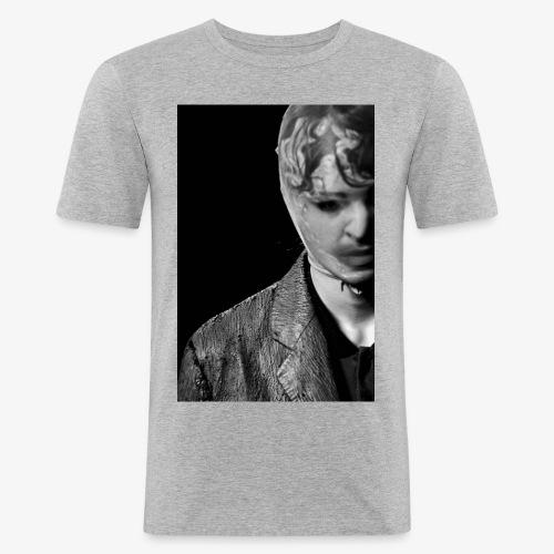 galliano 1 - T-shirt près du corps Homme