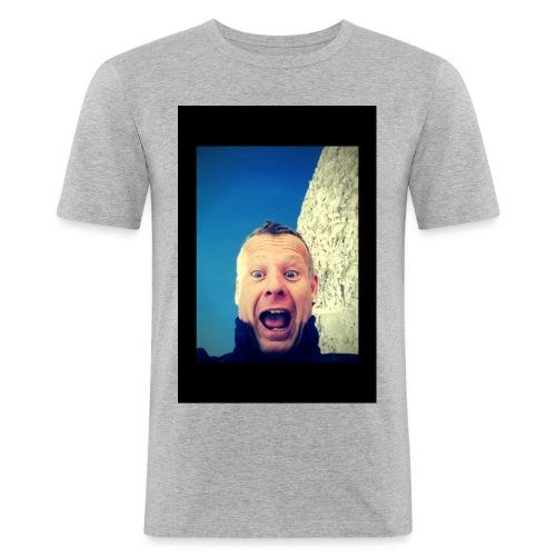 Berghansi - Männer Slim Fit T-Shirt