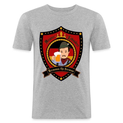 Hermann the German - Men's Slim Fit T-Shirt