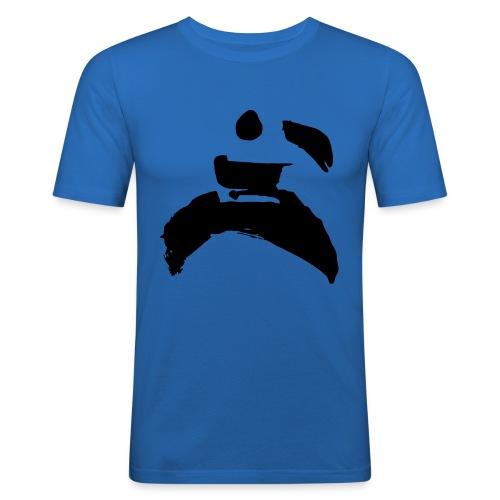 kung fu - Men's Slim Fit T-Shirt