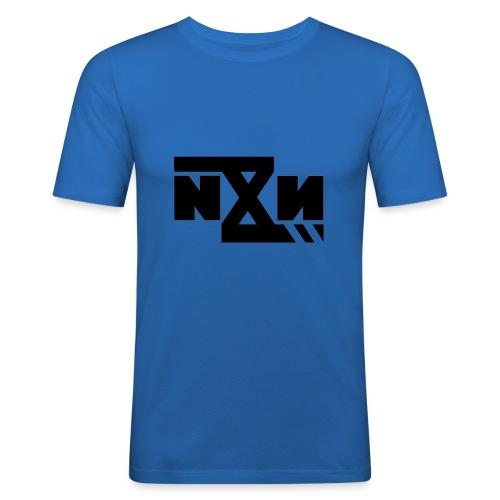 N8N Bolt - Mannen slim fit T-shirt