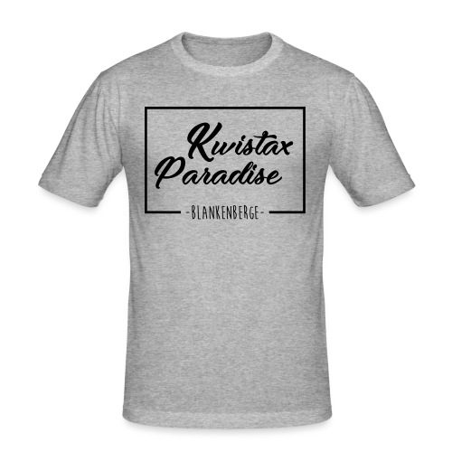 Cuistax Paradise - T-shirt près du corps Homme