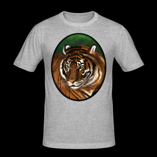 Tiger - Men's Slim Fit T-Shirt
