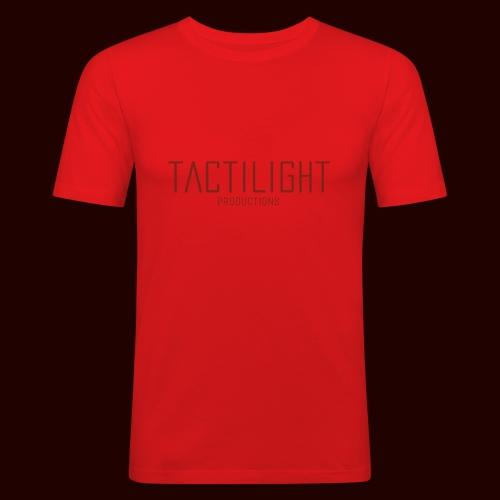 TACTILIGHT - Men's Slim Fit T-Shirt