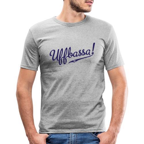 Uffbassa - Männer Slim Fit T-Shirt