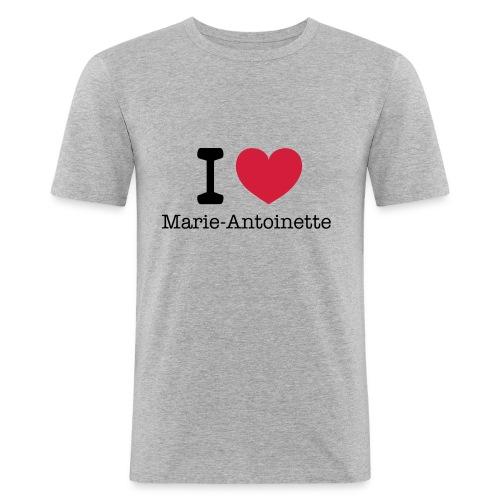 logof4 ma - T-shirt près du corps Homme