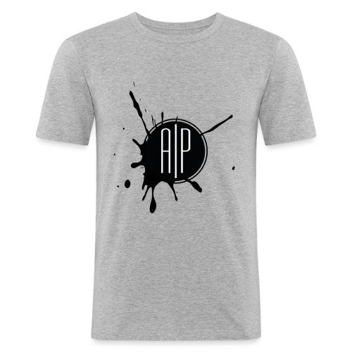 Atomic-Print - T-shirt près du corps Homme