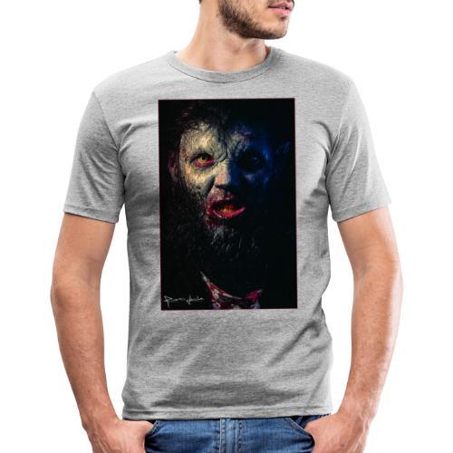 Werewolf - T-shirt près du corps Homme