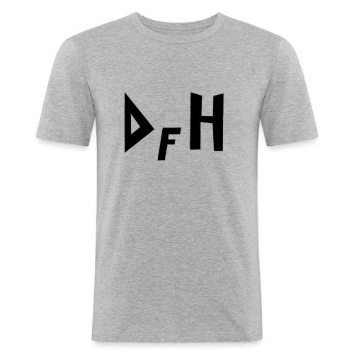 DFH - Herre Slim Fit T-Shirt