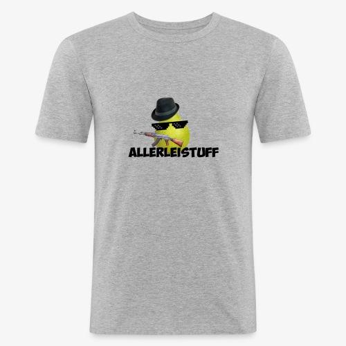 AllerleiStuff peer - Mannen slim fit T-shirt