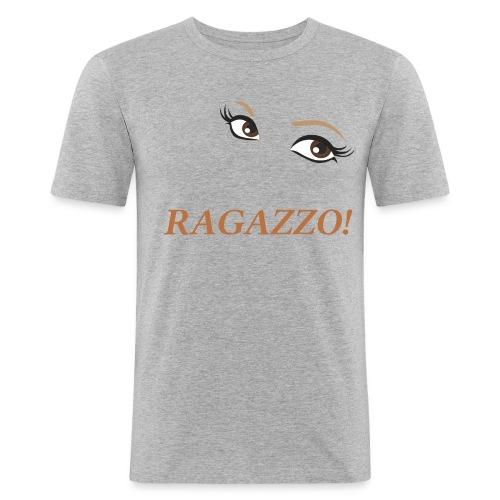 Ragazzo - Camiseta ajustada hombre