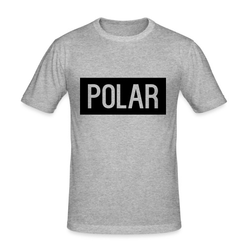 Polar Origins - Men's Slim Fit T-Shirt
