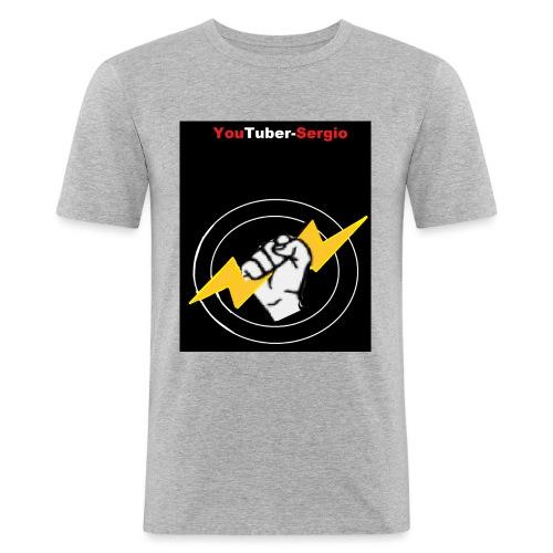 Y.T.S - Männer Slim Fit T-Shirt