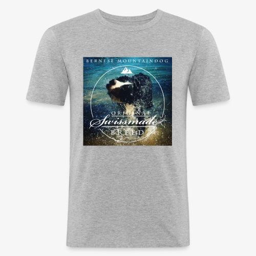 anton_summersplashii - Männer Slim Fit T-Shirt