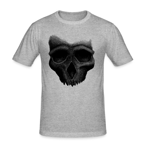 Simple Skull - T-shirt près du corps Homme