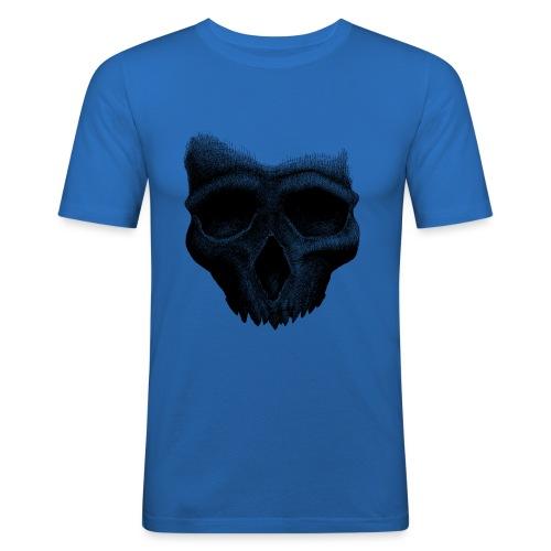 Simple Skull - T-shirt près du corps Homme