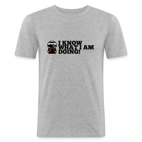 Kimi Raikonnen - Leave Me Alone... - Men's Slim Fit T-Shirt