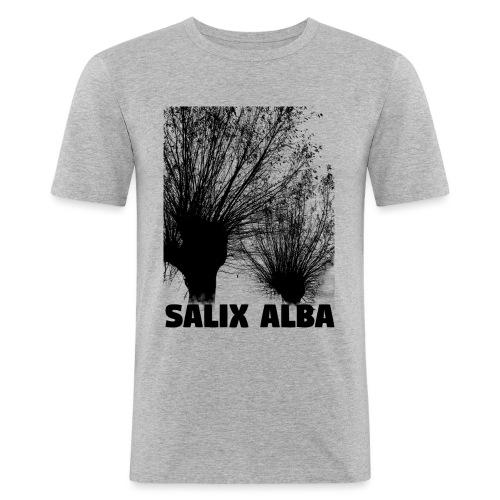 salix albla - Men's Slim Fit T-Shirt