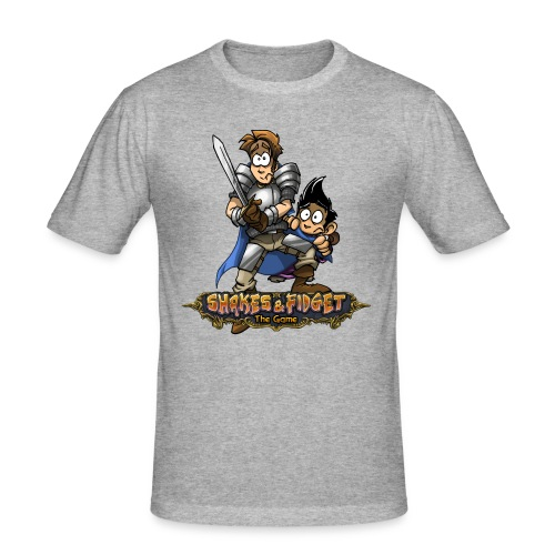 shakesfidget - Männer Slim Fit T-Shirt