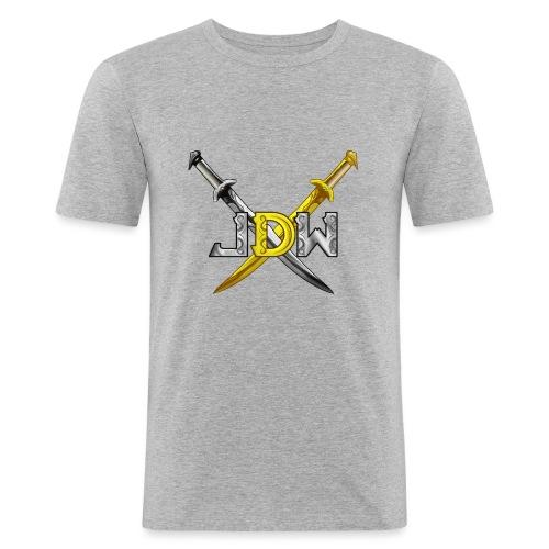Jindeathwalk - T-shirt près du corps Homme