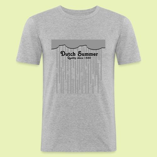 Dutch summer - Mannen slim fit T-shirt