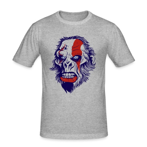 Kratos - Herre Slim Fit T-Shirt