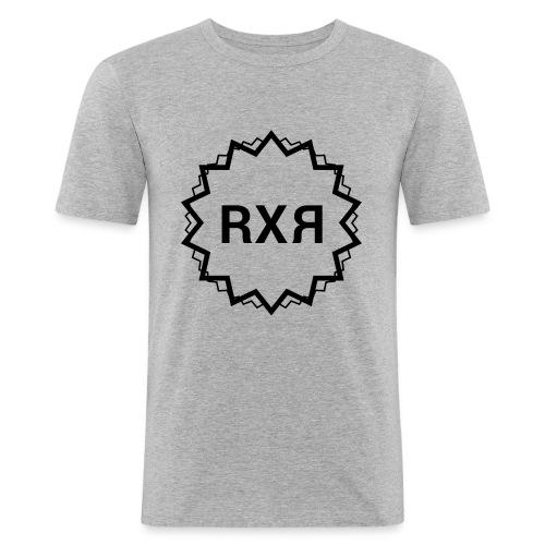 RXR (RAXAR) - Maglietta aderente da uomo