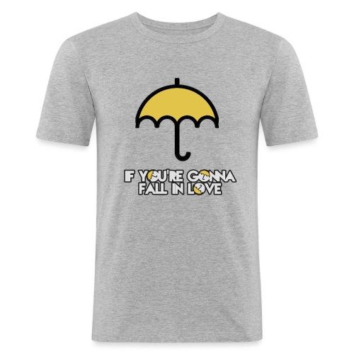 Umbrella Tee - Men's Slim Fit T-Shirt