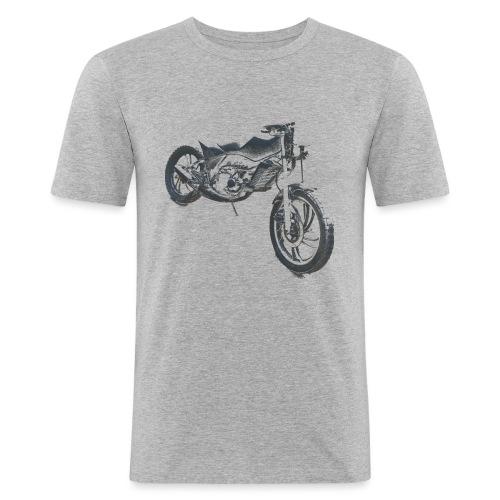bike (Vio) - Men's Slim Fit T-Shirt