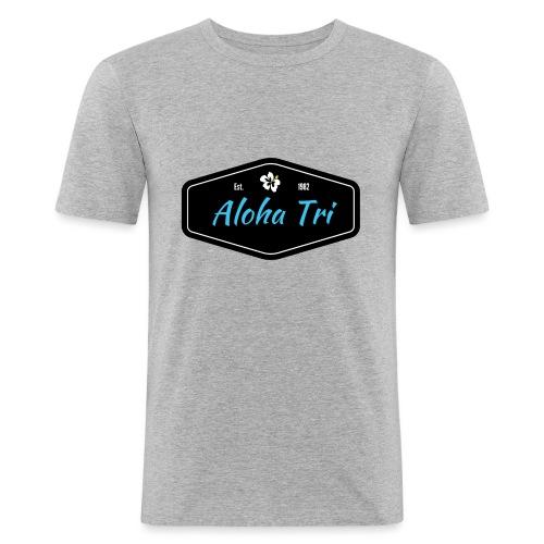 Aloha Tri Ltd. - Men's Slim Fit T-Shirt