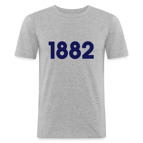 1882 - Men's Slim Fit T-Shirt