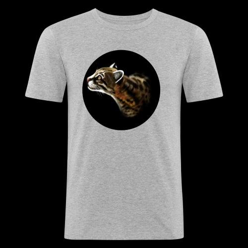 Ocelot - Men's Slim Fit T-Shirt