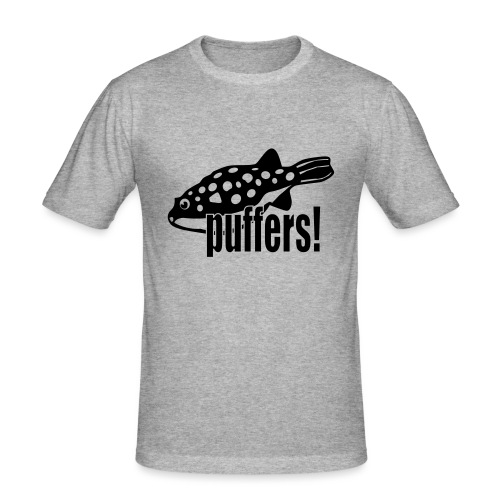 Puffers - Slim Fit T-skjorte for menn