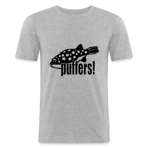 Puffers - Slim Fit T-skjorte for menn